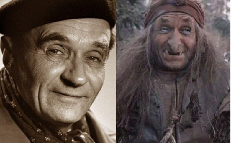 64000 Одинокий джентльмен и заслуженная Баба Яга советского кино: Георгий Милляр