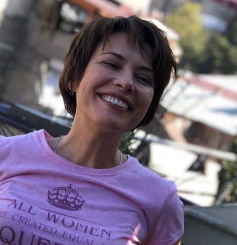 65025 Татьяна Колганова потеряла ребенка во время съемок сериала «Линии судьбы»