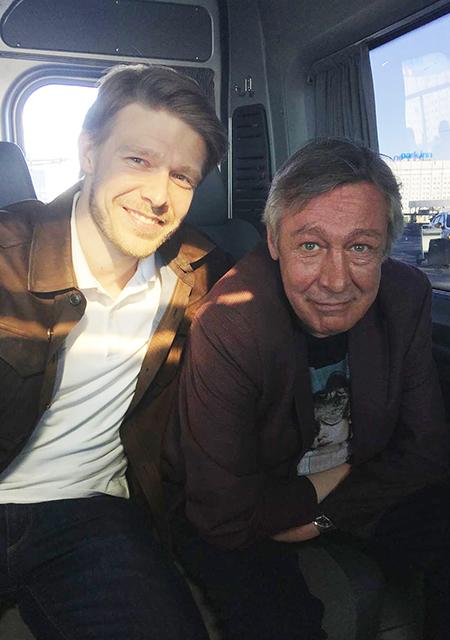 Никита и Михаил Ефремовы