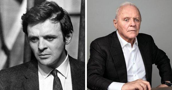 12 ранних снимков известных актеров, которых трудно узнать без подписи