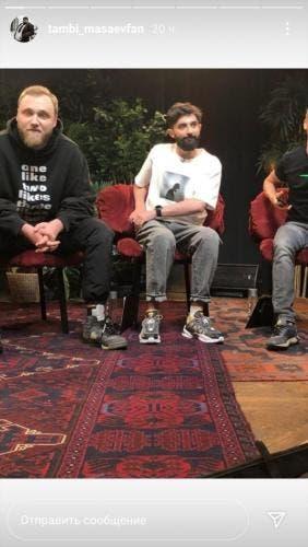 Илья Макаров сидит в кресле Сергея, что подтверждает версию о его участии в шоу
