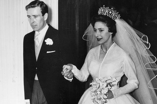 Энтони Армстронг-Джонс и принцесса Маргарет