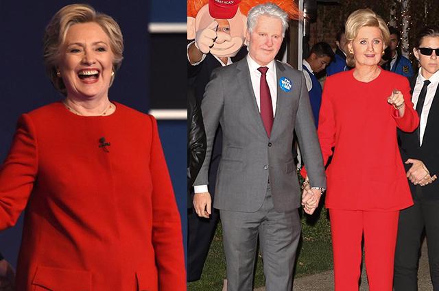 Хиллари Клинтон/Кети Перри