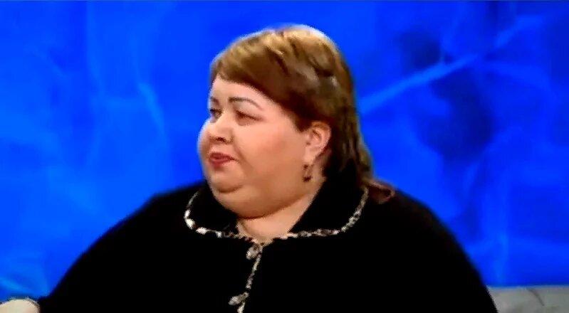 70800 200-килограммовую героиню передачи «Пусть говорят» Ларису Цветкову сейчас не узнать! Женщина похудела на 116 килограмм