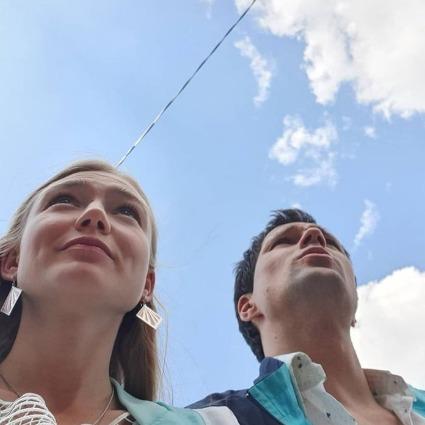 Данила Козловский и Оксана Акиньшина