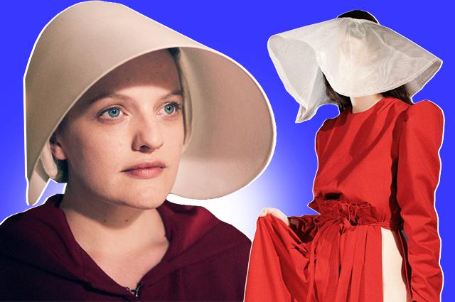 """От Стивена Кинга до """"Рассказа служанки"""": как модные дизайнеры вдохновлялись литературой"""