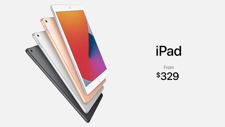 Обновленный iPad 8