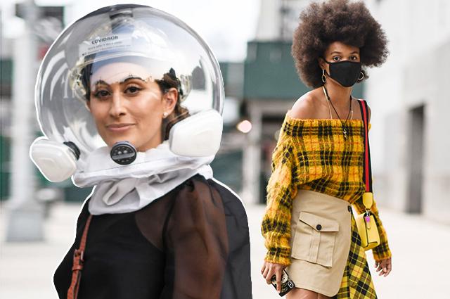 Неделя моды в Нью-Йорке: хроника и street style