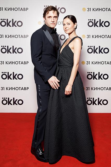 Владимир Вдовиченков и Елена Лядова