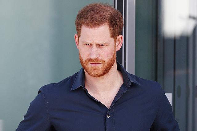 Принц Гарри расстроен, что пропустил встречу с королевой Елизаветой II из-за Меган Маркл