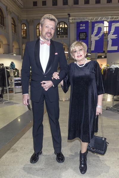 Ангелина Вовк с Михаилом Куницыным