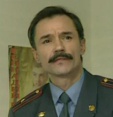 Евгений Леонов-Гладышев в «Убойной силе»