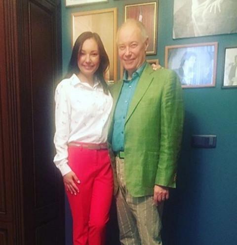София и Владимир Конкины