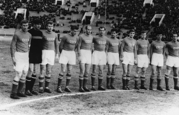 Футбол спас Стрельцова от нищеты