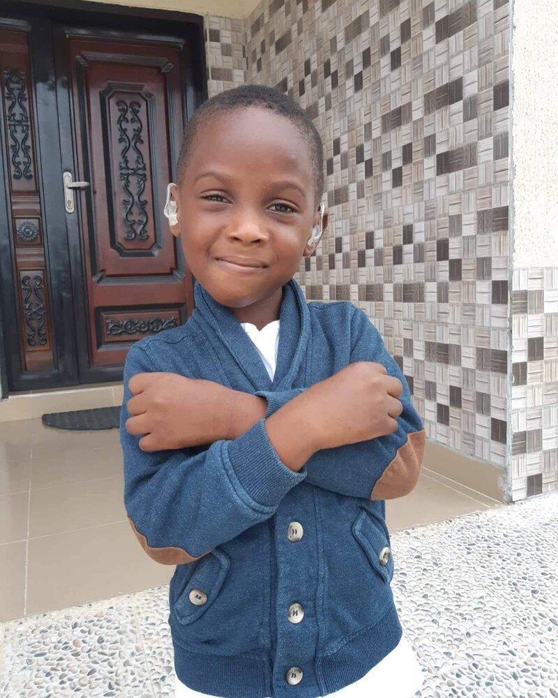 Как сложилась судьба этого африканского мальчика после того, как его усыновили