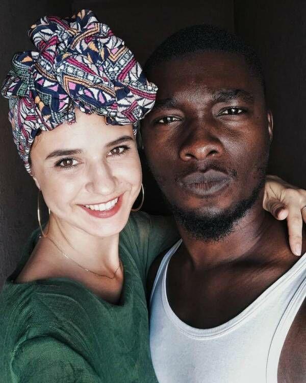Из Ижевска в Нигерию: русская девушка вышла замуж за африканского принца. Вот как выглядят их детки