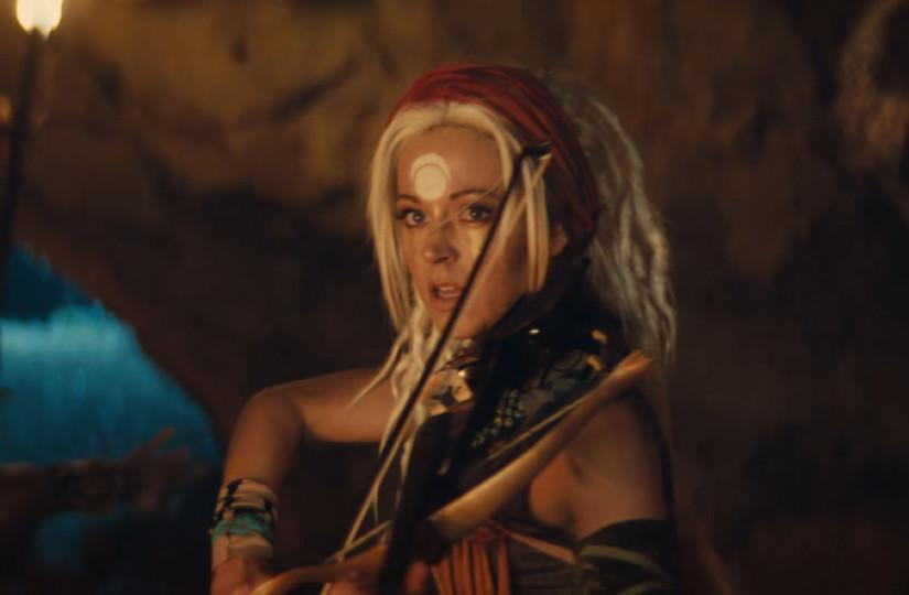 Lindsey Stirling — Til The Light Goes Out, новый клип