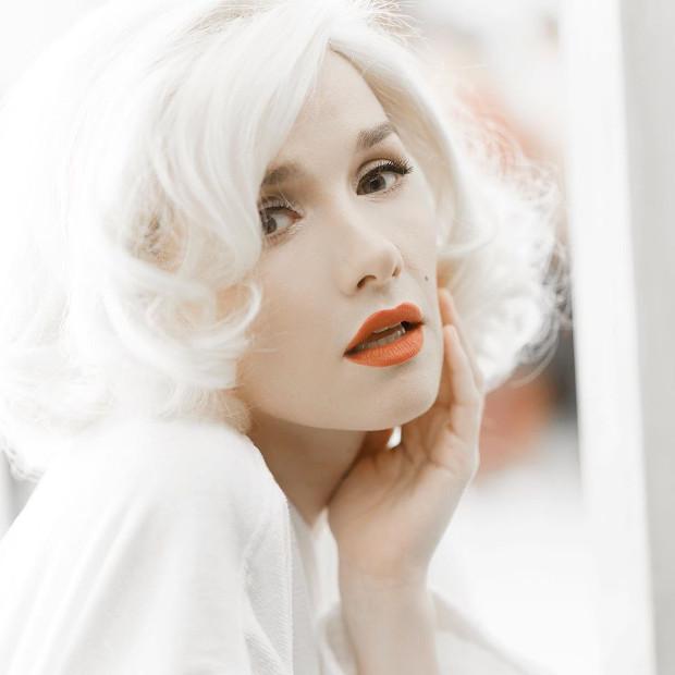 Наталия Орейро примерила на себя образ Мэрилин Монро. Похожа?