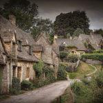 70527 Cамая сказочная и самая красивая старинная деревня Великобритании: Бибери