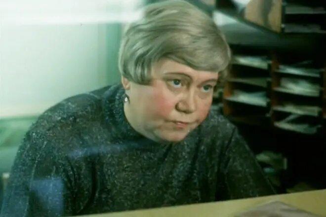 В молодости Галина Стаханова была настоящей красоткой! Архивные фотографии любимой многими актрисы