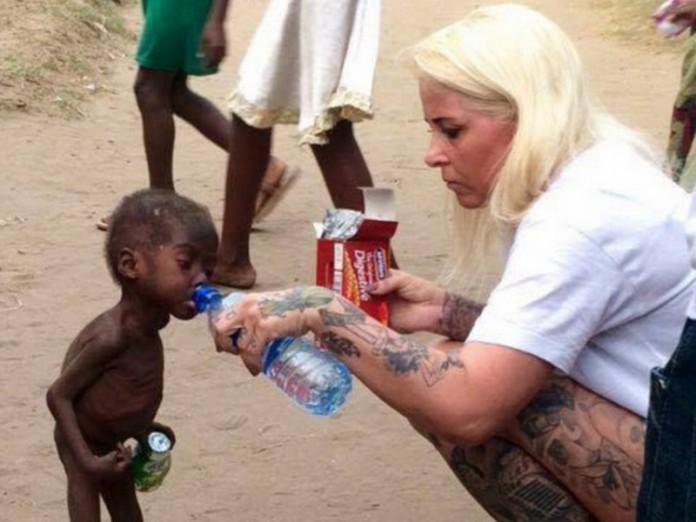 71635 Как сложилась судьба этого африканского мальчика после того, как его усыновили
