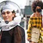 70742 Неделя моды в Нью-Йорке: хроника и street style