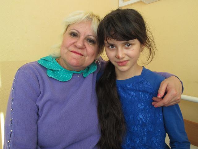 68822 Отважная девочка: десятилетняя Юля спасла своих родных из пожара