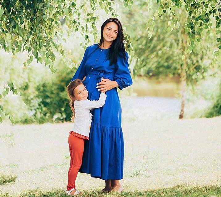 В шоу «Танці з зірками» участвует беременная Илона Гвоздева