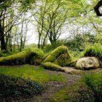 71967 Потрясающая скульптура, которая меняет внешний вид в зависимости от сезона