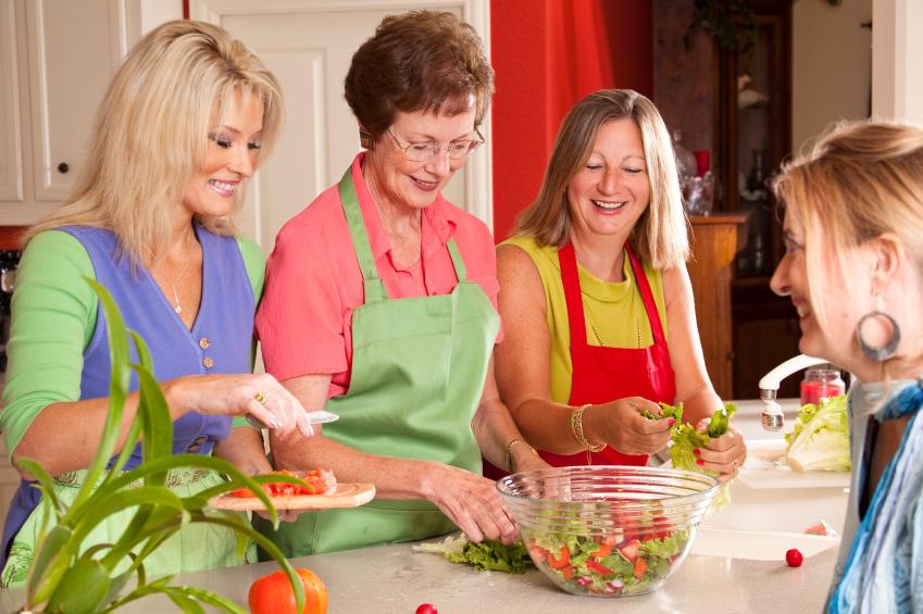 68734 Правила здорового питания для женщин в зависимости от их возрастной группы