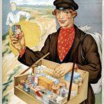 71222 Рекламные кампании легендарных косметических средств СССР