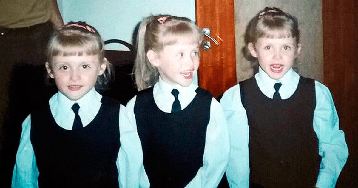 Уникальные тройняшки, которые родились в 1987 году. Как они выглядят сейчас и чем занимаются?
