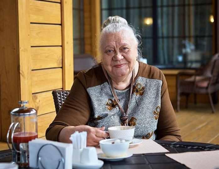 71807 В молодости Галина Стаханова была настоящей красоткой! Архивные фотографии любимой многими актрисы