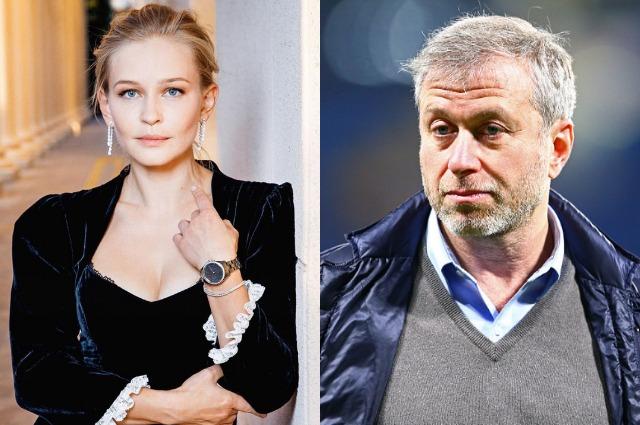 71821 Юлия Пересильд прокомментировала слухи об отношениях с Романом Абрамовичем
