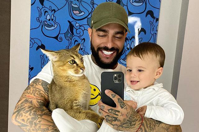 """71575 Звездный Instagram: сводки с """"Кинотавра"""" и много фото с детьми"""