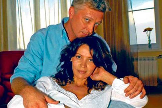 Любимый муж Анжелики Вольской и сын, который уже востребованный актер, певец и модель
