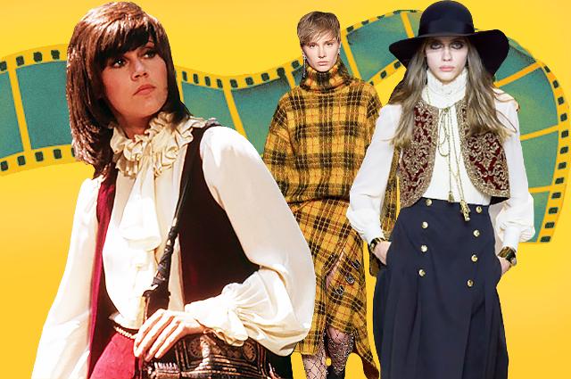 Что повторять из трендов 1970-х: 5 киногероинь, которые могут стать нашими модными иконами в этом сезоне