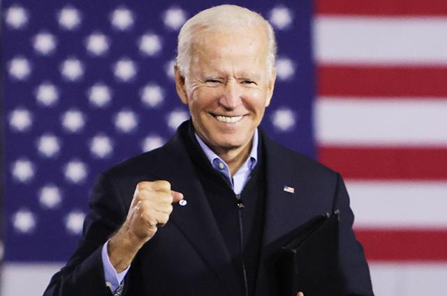 Джо Байден одержал победу на президентских выборах в США