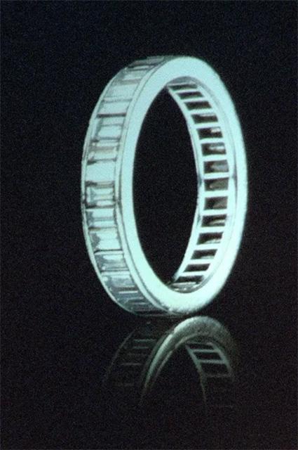 Обручальное кольцо Мэрилин Монро