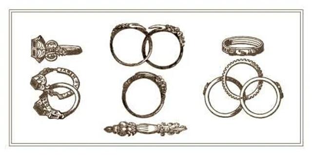 Образцы колец Гиммель