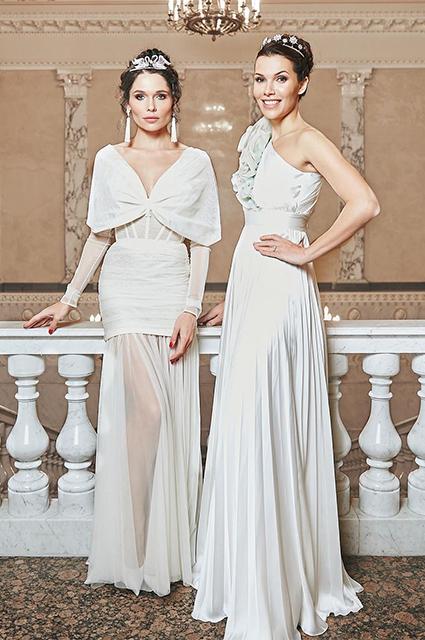 Полина и Ангелина Аскери