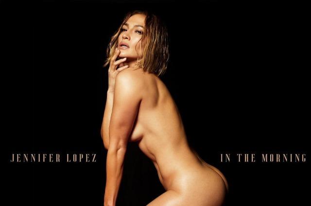 Дженнифер Лопес позирует обнаженной на обложке нового сингла