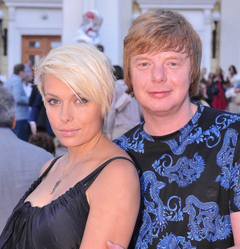 Андрей Григорьев Апполонов и Мария Зубкова