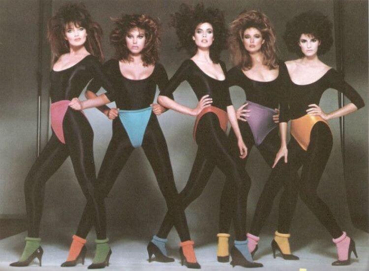 12 веселых фото о моде и стиле 90-х