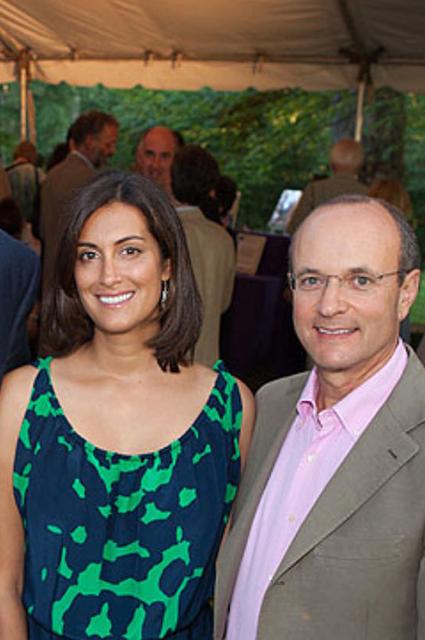 Ясмин Гаури с мужем