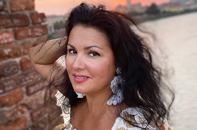 """78301 Анна Нетребко стала свидетельницей теракта в Вене: """"Стрельба была прямо рядом с нами"""""""