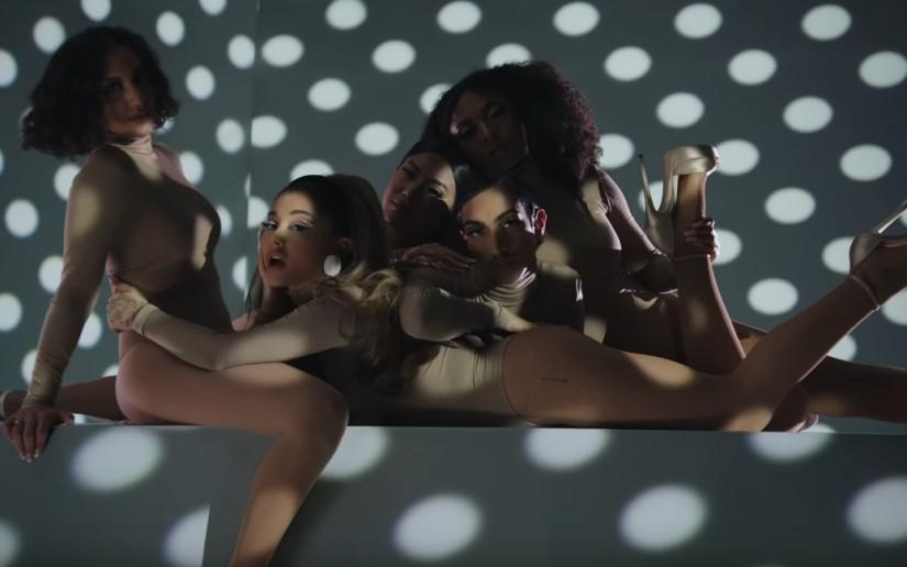 79650 Ariana Grande — 34+35, новый клип