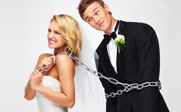 78426 Как выйти замуж и не развестись через год?