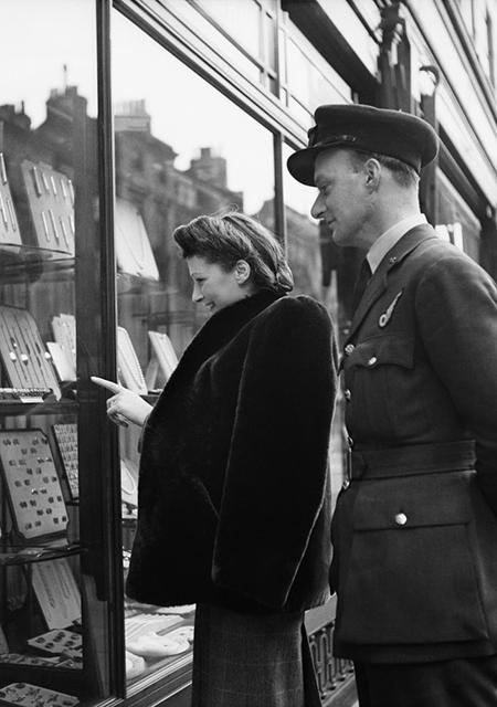 Лондон, 1943 год