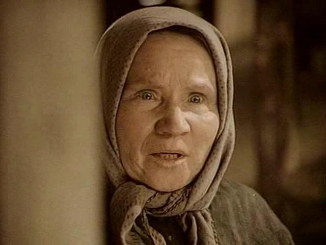 78941 Мария Скворцова: судьба актрисы, которая сыграла мать Любы в фильме «Калина красная»